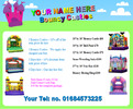 Bouncy Castle Business Templates forms