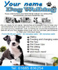 Thumbnail Dog walking Business Templates