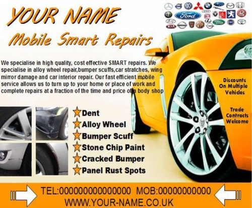 Product picture  Mobile Smart Repairs Business Templates